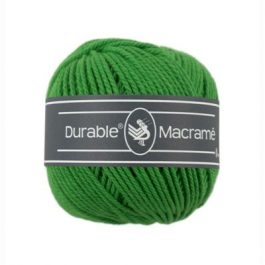 Durable Macramé garen Bright Green 2147