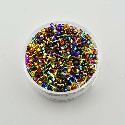 Miyuki Beads 9660-844 Silverlined Mix