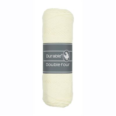 Durable Double four 100 gram 326 Ivory