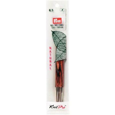 Prym Knitpro rondbreinaalden 6.5mm