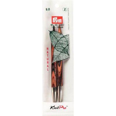 Prym Knitpro rondbreinaalden 9mm