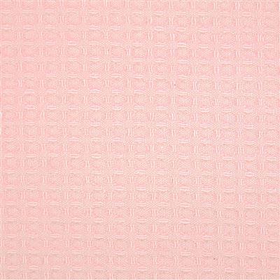 Lilian Z wafelstof licht roze