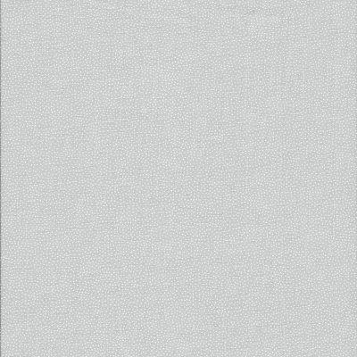 Pastel grijze stof met witte stipjes
