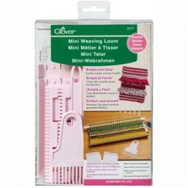 Mini Weaving Loom Double Clover