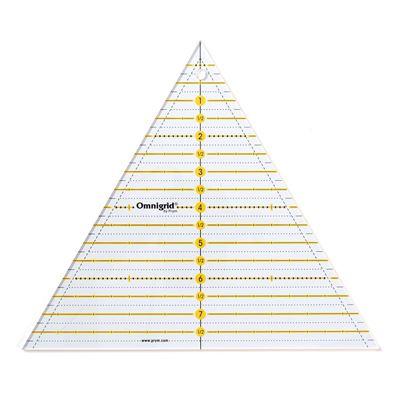 Prym Quilt liniaal Driehoek 8 inch