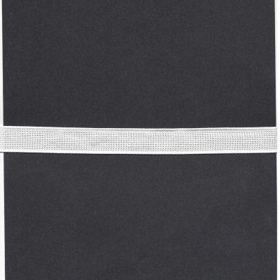 Borduurband 2cm br. wit