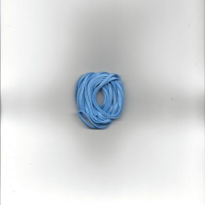 Micro-Suede Band 3mm br. 2.5m lang licht blauw